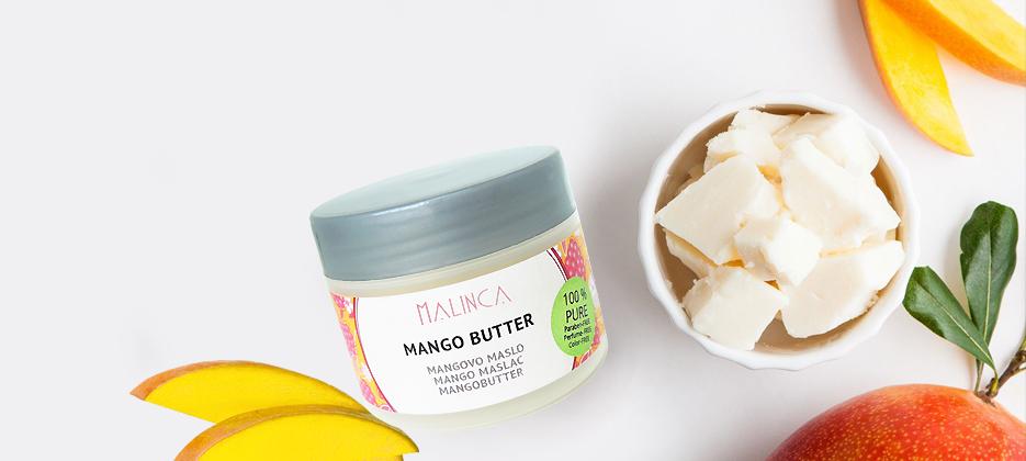 NOVO! Omamno dišeče mangovo maslo Izkoristi otvoritveno ceno >>