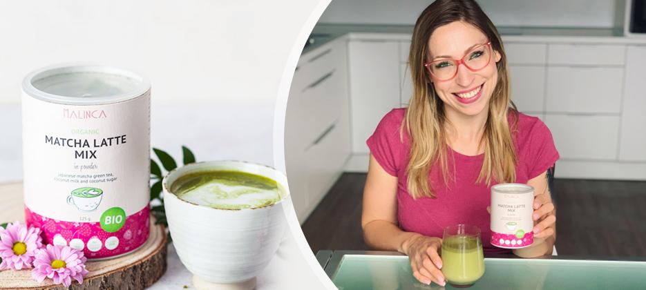 NOVO! Matcha latte mix Provjeri >>