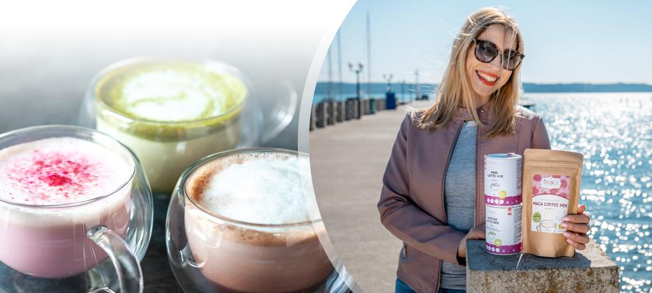 Kaffeepaket Malinca Versuche dein neues Lieblingsgetränk >>