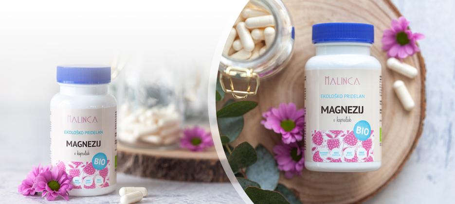 TOP HIT! Bio magnezij Izkoristi brezplačno dostavo >>