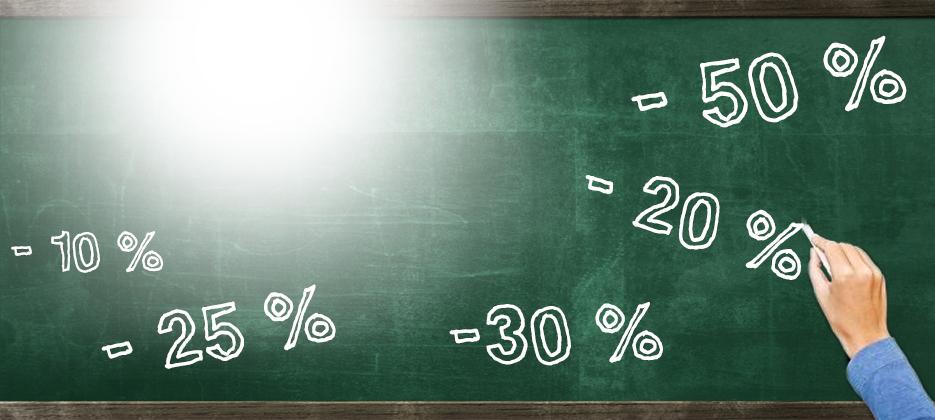 Totalna odprodaja izdelkov Akcijske cene do 31.10.2018