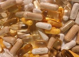 Vitamine und Supplemente