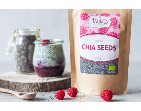 Chia semena iz ekološke pridelave