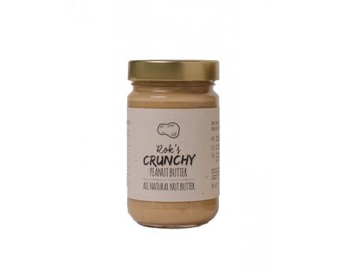 100% naravno hrustljavo arašidovo maslo 300g