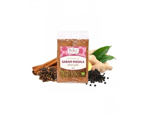 Mešanica začimb garam masala iz ekološke pridelave 25g