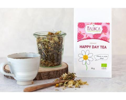 Čaj za srečo iz ekološke pridelave