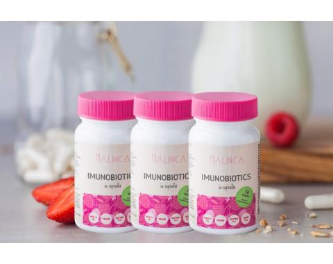 3 x Imunobiotiki+ brezplačna dostava