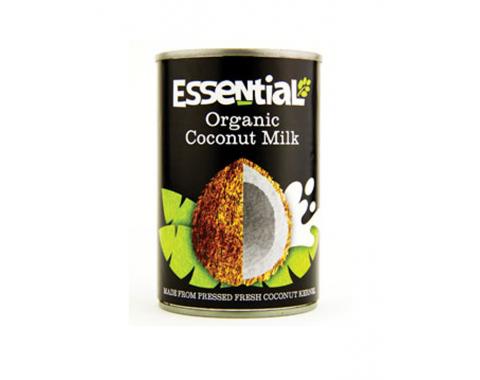 Kokosovo mleko iz ekološke pridelave 400ml