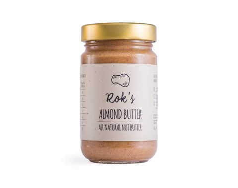100% naravno mandljevo maslo 300g