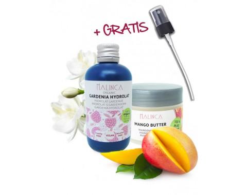Naravni paket za dišečo kožo
