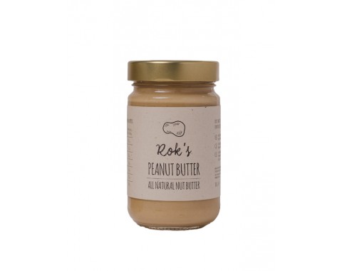 100% naravno arašidovo maslo 300g