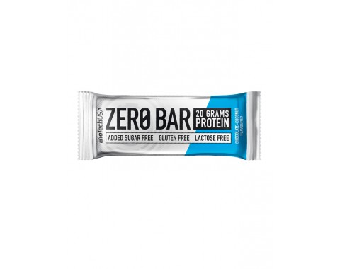 Beljakovinske ploščice zero bar – čokolada kokos 50g