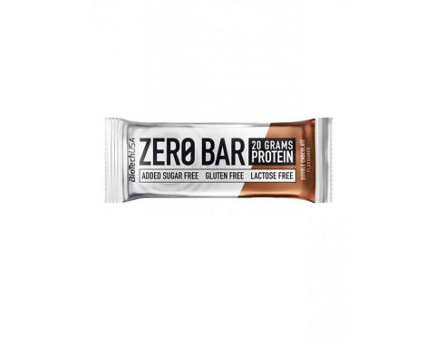 Beljakovinske ploščice zero bar – dvojna čokolada 50g