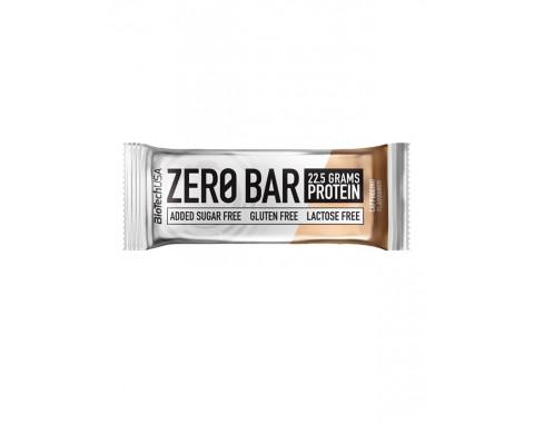 Beljakovinske ploščice zero bar – kapučino 50g