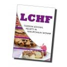 Priročnik LCHF s tedenskim jedilnikom in recepti