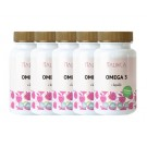 Magnezij iz ekološke pridelave 3 x 60 kapsul + brezplačna dostava