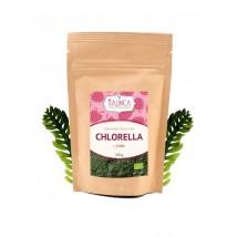 Chlorella v prahu iz ekološke pridelave 100g