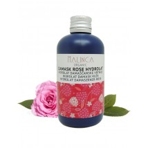 Hidrolat damaščanske vrtnice iz ekološke pridelave 100ml