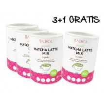 Matcha latte mix 3+1 gratis