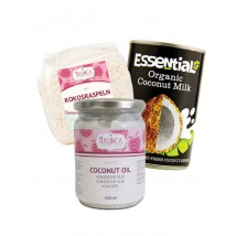 Ekološki kokosov paket