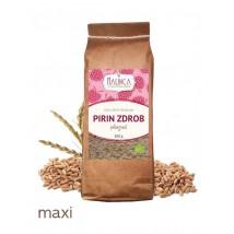Pirin polnozrnat zdrob iz ekološke pridelave 500g