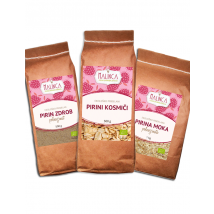 Pirin slovenski paket iz ekološke pridelave