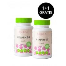Vitamin D3 1+1 gratis
