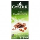 Mlečna čokoladaz z lešniki, brez sladkorja 85g