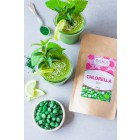 Chlorella/klorela smoothie