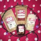 Slike strank, happy cacao mix, goji jagode, datlji, kokosov čips