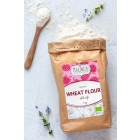 Pšenična bela mehka moka iz ekološke pridelave