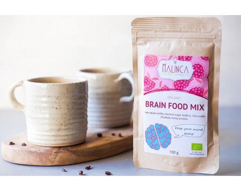 Brain food mix iz ekološkog uzgoja 100g