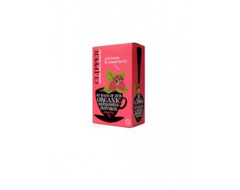Organski čaj crveno voće i aronija