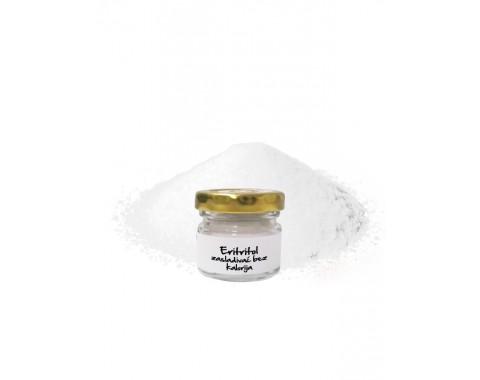 Zaslađivač eritritol bez kalorija - probno pakiranje 25g