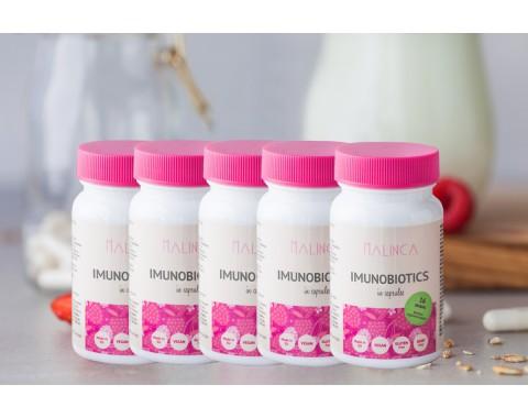 Imunobiotici (probiotici) 5 x 30 kapsula + besplatna dostava