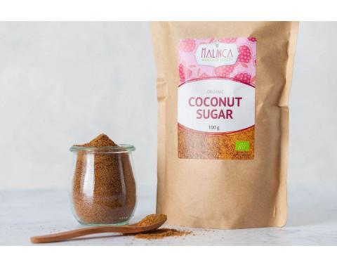 Kokosov šećer iz ekološkog uzgoja