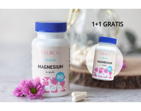 Magnezij iz ekološke proizvodnje 1+1 gratis