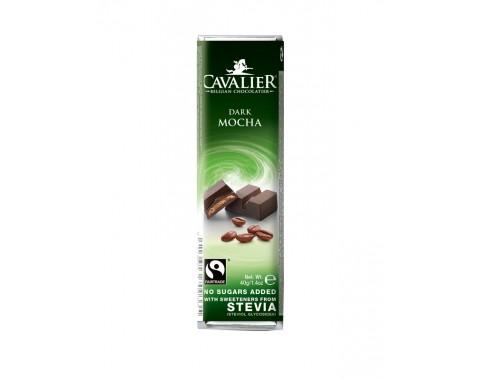 Tamna čokolada s kavom i lješnjacima, bez šećera 40g