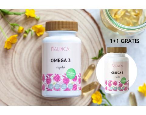 Omega 3 (30 kapsula) 1+1 gratis