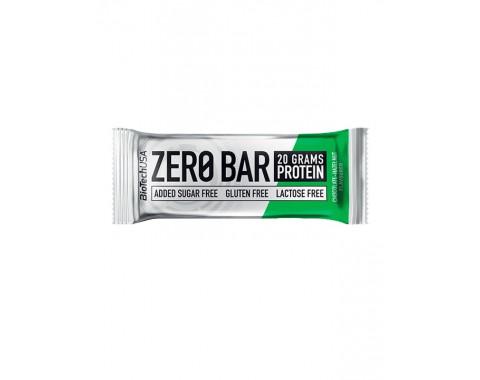 Proteinske pločice Zero Bar - čokolada lješnjak 50g