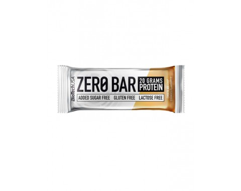 Proteinske pločice Zero Bar - čokolada kolačić 50g