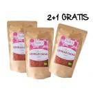 100% kakao criollo u prahu iz ekološkog uzgoja 125g 2+1 gratis