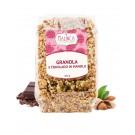 Granola s čokoladom i bademima 500g