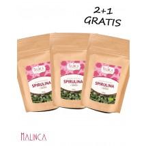 Spirulina u tabletama iz ekološkog uzgoja (200 tableta) 2+1 gratis