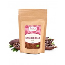 100% kakao criollo u prahu iz ekološkog uzgoja 125g