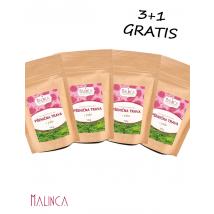 Pšenična trava u prahu iz ekološkog uzgoja 3+1 gratis (4x100g)