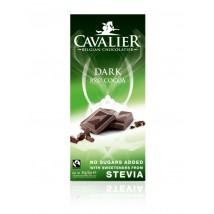 Tamna čokolada 85% sa stevijom, bez šećera 85g