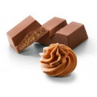 Mliječna čokolada s pralina nadjevom, bez šećera 40g