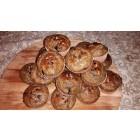Muffini sa zrnca od kakaoa