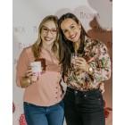 Pink latte Nastja i Lea